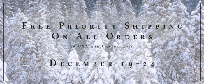 Priority Shipping Promo