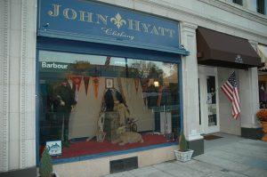 John Hyatt Clothing