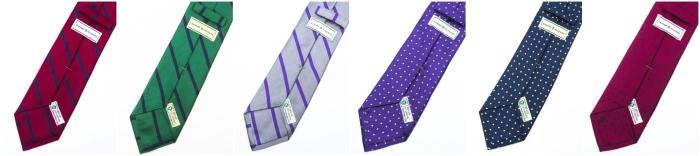Dapper Classics Neckties