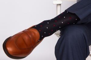 Anniversary Sock