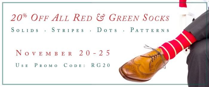 Red & Green Sale