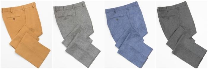 Dapper Classics Trousers