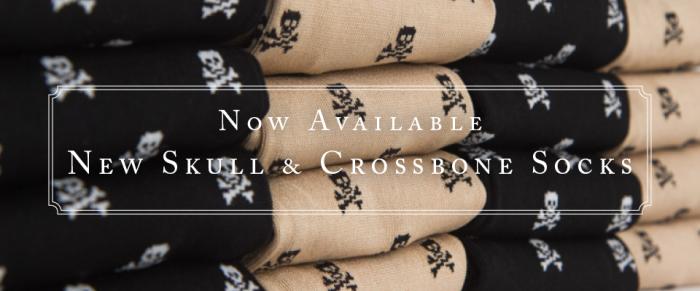 Skull & Crossbone Socks