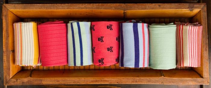 Dapper Classics Spring Socks