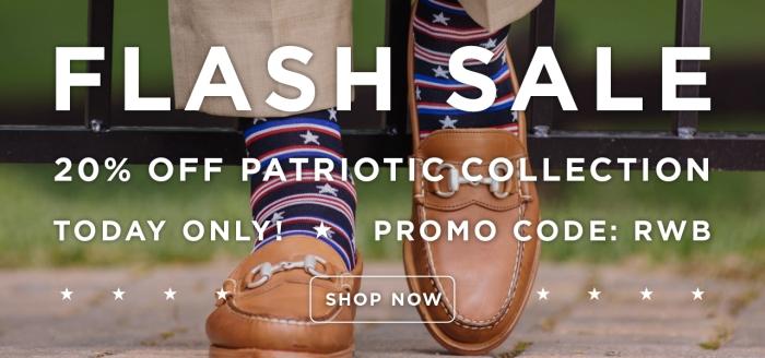 Flash Sale June 2016