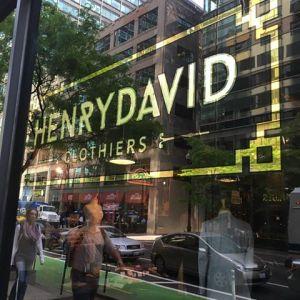 Henry David Clothiers