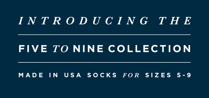 Made in USA Socks