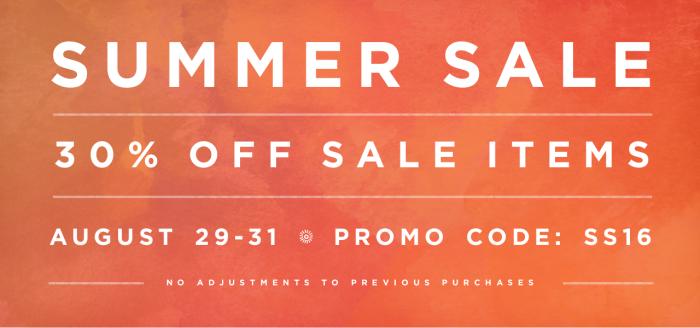 Dapper Classics Summer Sale