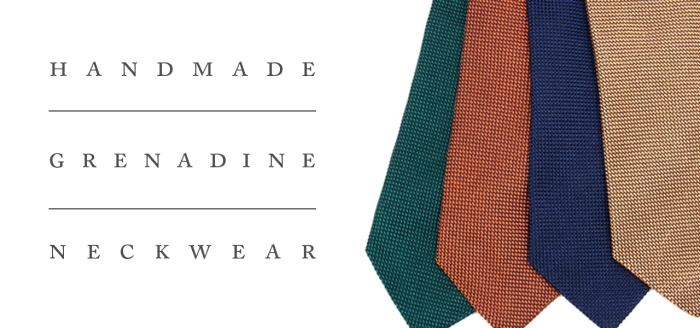 Grenadine Dapper Classics Ties