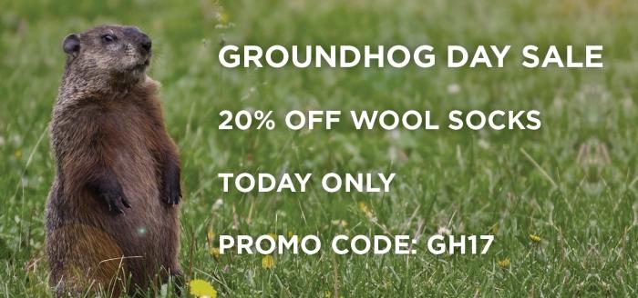 Groundhog Sale