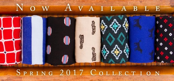 Spring 2017 Socks